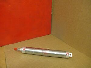 Bimba Pneumatic Cylinder 3110 dxpbee0 75 2 Bore 10 Stroke Double Acting New