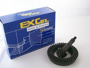Ford 8 8 Inch Rearend 4 56 Ring And Pinion Richmond Excel Gear Set
