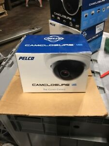 Pelco 1s90 cwv22 Camclosure Indoor Dome Camera new