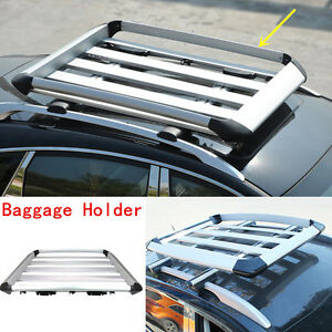 Upper Aluminum Roof Rack Roof Carrier Baggage Rack For Ford Explorer 2013 2016