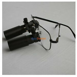 8x420mm Dental Medical Use Loupe Binocular Surgical Magnifying Glass Dm800 Ce