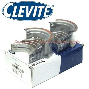 New Clevite 001 Under Size Main Bearing Set 327 283 265 302 Sb Chevy Ms429p1