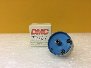Dmc Daniels Tp465 Single Position Turret Head For M22520 1 11 Crimp Tools New