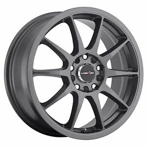 4 New 16 Wheels Rims For Saleena S281 S302 Lincoln Mkt Mkx Mkz Town Car 307