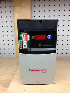 Refurbished Allen Bradley Powerflex40p Cat 22d d010n104 5hp