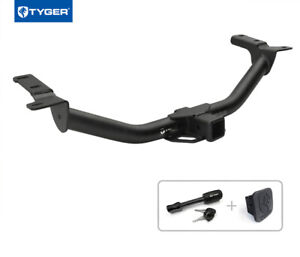 Tyger Trailer Hitch Kit Fits 09 18 Dodge Journey Incl Lock Cover