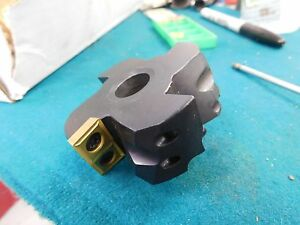 2 50 Indexable Insert Fly Cutter Shell Mill Tip