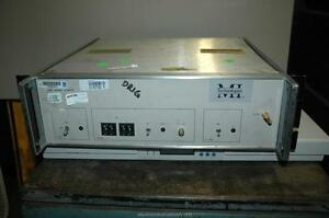Vintage Microwave Instrumentation Mit 2180 Signal Source Unit Powers Up