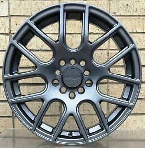 4 New 17 Wheels Rims For Ford Edge Escape Explorer Flex Fusion Mustang 313