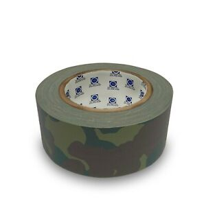 Camouflage Duct Tape 2 x25yds 1 Case 12 Rolls 4 16 Roll Free Shipping