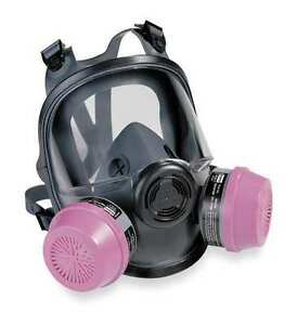 North By Honeywell 54001 North 5400 Series Small Full Face Respirator Mask