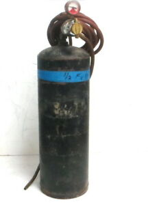 Generic Acetylene Tank W Torch local Pick Up Only