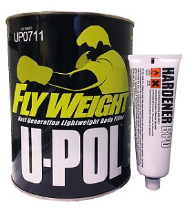 Upol 0711 Flyweight Body Filler gallon Can upol 0711