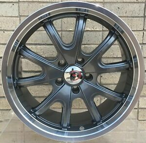 4 New 18 Wheels Rims For Ford Crown Victoria Mustang Ranger Mazda B Series 4001