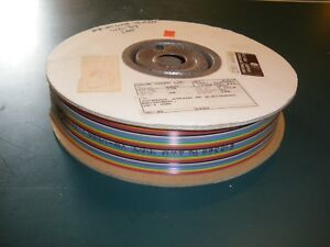 34 Conductor Ribbon Cable 10ft Lengths 28 Awg