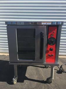 Vulcan Half Size Convection Oven Model Ec02d In 208v Electric