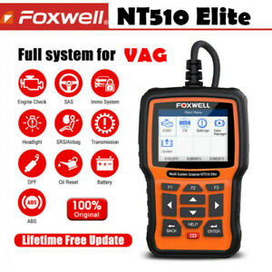 Nt510 Elite For Honda Abs Airbag Sas Epb Dpf Tpms Car Full System Auto Scan Tool