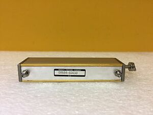 Hp Agilent 08684 60030 Dc To 18 Ghz 0 To 110 Db Sma f Attenuator Tested