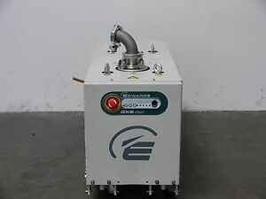 Edwards Gxs 250 Dry Screw Vacuum Pump Lv Ld Re Ca Model Gxs250f 147 Cfm