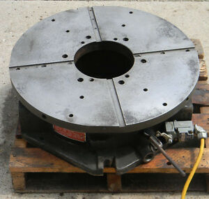 Hartford Special 22 Super Spacer Rotary Table Indexer Horizontal Vertical