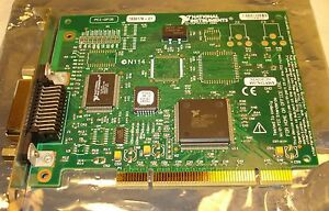 National Instruments Pci gpib Card Tested Ni Ieee488 2 Best Price 183617c 01 Esd