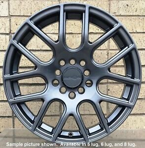 4 New 17 Wheels Rims For Volkswagen Beetle Golf Gl Gls Gti Jetta Passat 4903