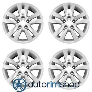 Bmw 323i 325i 328i 330i 335i 2006 2013 17 Factory Oem Staggered Wheels Rims Set