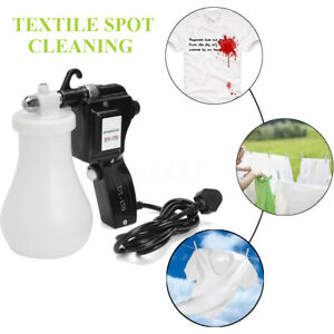 220v Electric Textile Spot Cleaning Spray Gun Nozzle Pressure Adjustable
