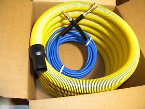 Carpet Cleaning 25 Vacuum Solution Hoses 1 5 Wand Cuff