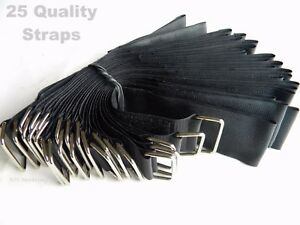 Carpet Cleaning Quality Hose Straps set Of 25