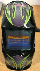 Lincoln Electric K4438 1 Galaxsis Helmet Shade 9 13 Auto Darkening