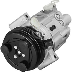 Ac Compressor Fit For Saturn L100 L200 L300 Ls Lw1 Lw200 R57543 2 2l 2000 2004