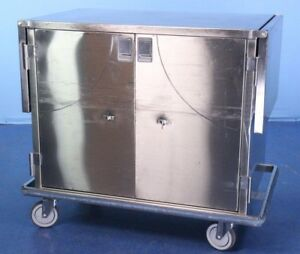 Blickman Case Cart Stainless Steel Case Cart With Warranty
