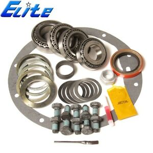 Ford F250 F350 Dana 50 Straight Axle Elite Master Install Timken Bearing Kit