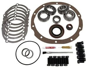 Ford 9 Inch Rearend Elite Master Install Timken Bearing Kit 2 89 W Spacer