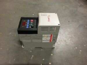 Refurbished Allen Bradley Powerflex40 Cat 22b d010n104 5hp
