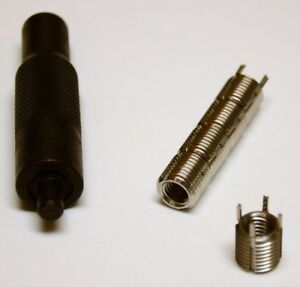 M8 X 1 25 Stainless Key Locking Thread Insert Repair Kit Similar To Keensert