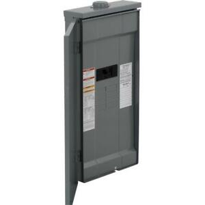 Main Breaker Outdoor Load Center Electrical 200amp Single Phase Panel 16 circuit