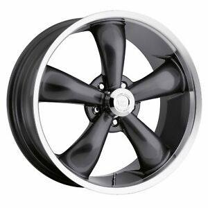 4 New 18 Wheels Rims For Acura Tl Mini Countryman Paceman Tesla Model S 5601