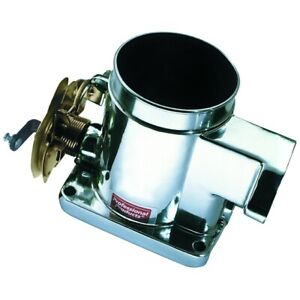 Professional Products Polished 75mm Power Throttle Body For 94 95 Mustang 69212