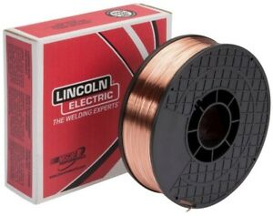 Welding Wire 12 5 Lb Spool Mild Steel Mig Power Tool Copper Home Supply Coated
