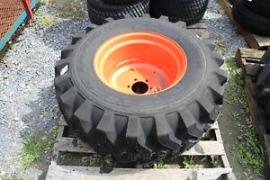 Left Rear R4 15x19 5 Titan Tire For Kubota B3350 Open Station Tractors Abr8768
