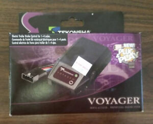 New 9030 Tekonsha Voyager Electric Brake Control For 1 To 4 Axles