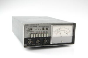 Marconi Instruments Tf2304 Fm am Modulation Meter Not Working