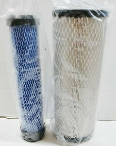John Deere Inner Outer Air Filter Set 2720 3005 4005 4200 4210 4300 4310 4400