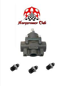 Quick Fuel 30 805 Holley Methanol E85 Fuel Pressure Regulator W Fittings