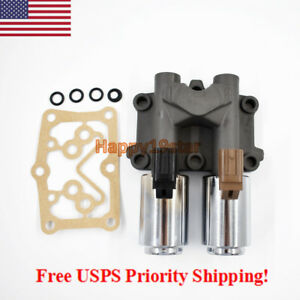 New Transmission Dual Linear Solenoid For Honda Civic 06 11 28260 Rpc 004