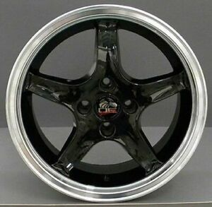 1 New 17 Replacement Rear Wheel Rim For Ford Mustang Cobra R Deep Dish 6207