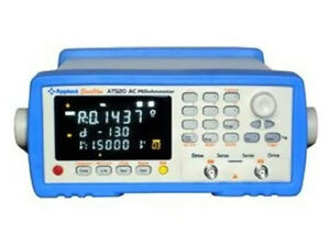1pc At520se Ac Low Ohm Resistance Meter Tester