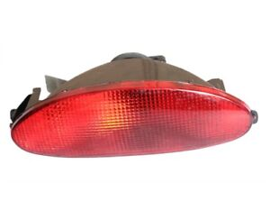 Rear Tail Bumper Center Red Fog Lamp Light For Peugeot 206 99 09